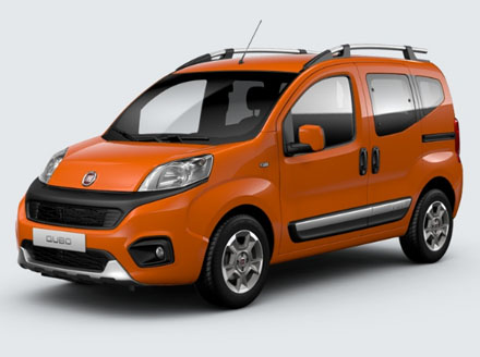 Fiat Qubo 1.3 Multijet 95 Trekking 5dr