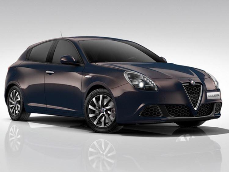 Alfa Romeo Giulietta 2.0 JTDM-2 150 bhp Giulietta