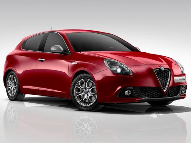 Alfa Romeo Giulietta 1.4 TB MultiAir 150BHP Super 5dr