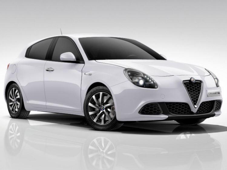 Alfa Romeo Giulietta 1.6 JTDM-2 120 bhp TCT Giulietta