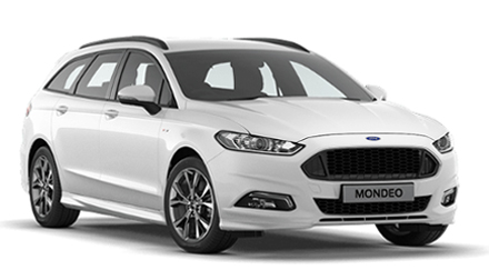 Ford Mondeo Estate ST-Line 2.0 TDCi 150PS