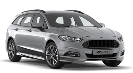 Ford Mondeo Estate ST-Line 2.0 Duratorq TDCi 180ps 5dr