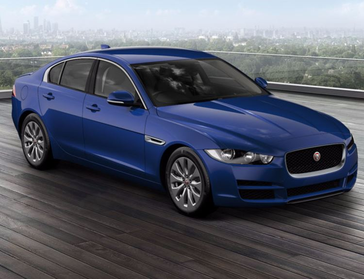 Jaguar XE From £299 per month, £299 Initial Payment*