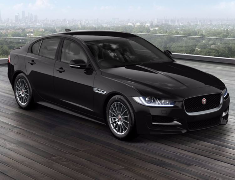 Jaguar XE R-Sport 2.0i 200PS Auto RWD Black Edition