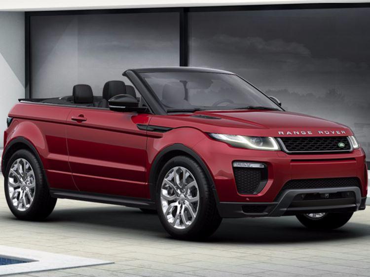 Land Rover Range Rover Evoque Convertible Convertible HSE Dynamic LUX