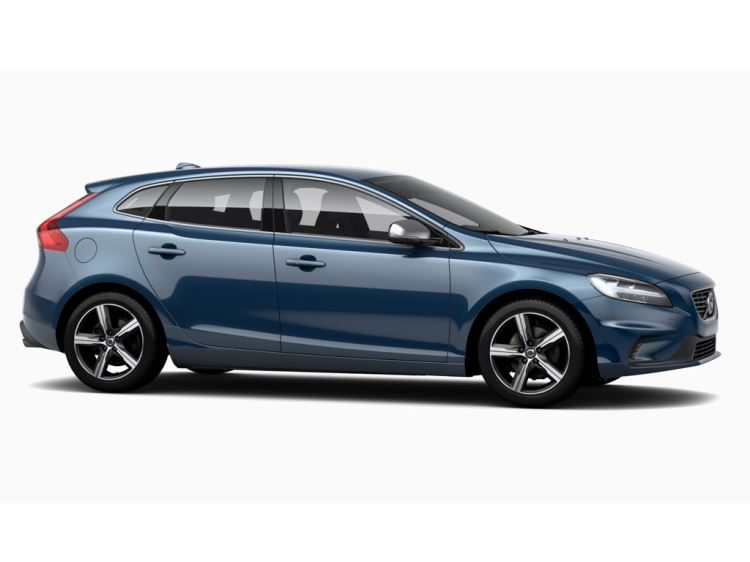 Volvo V40 T2 R-Design with low cost finance available