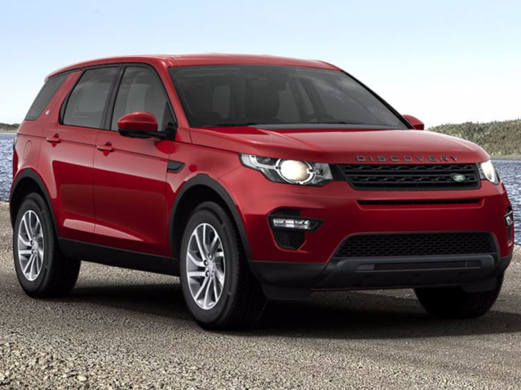 Land Rover Discovery Sport SE Tech 180