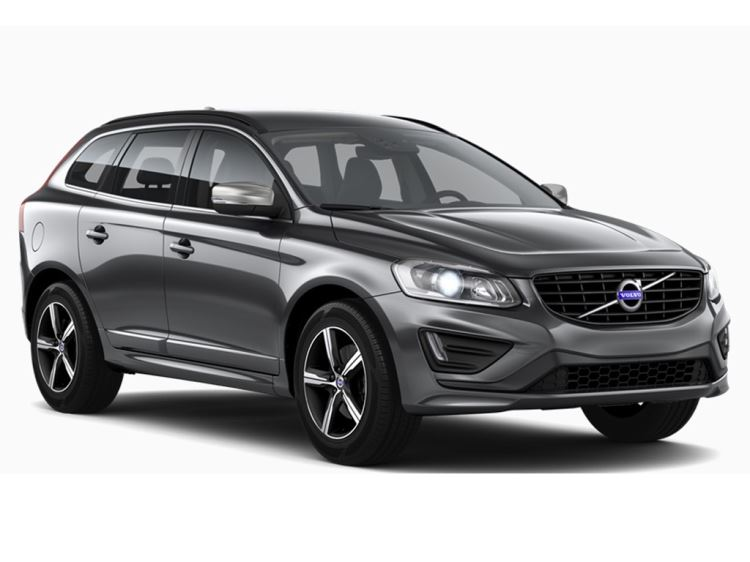 Volvo XC60 2.4 D5 R-Design Geartronic