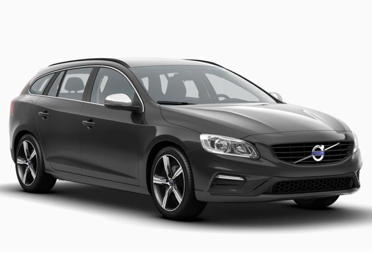 Volvo V60 D2 R-Design Nav with Special Paint