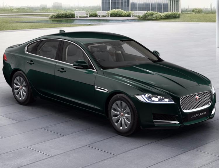 Jaguar XF From £326 per month, £326 Initial Payment*