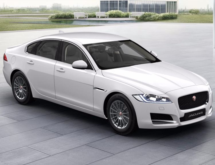 Jaguar XF Prestige 2.0 Diesel 163PS 6-Speed Manual