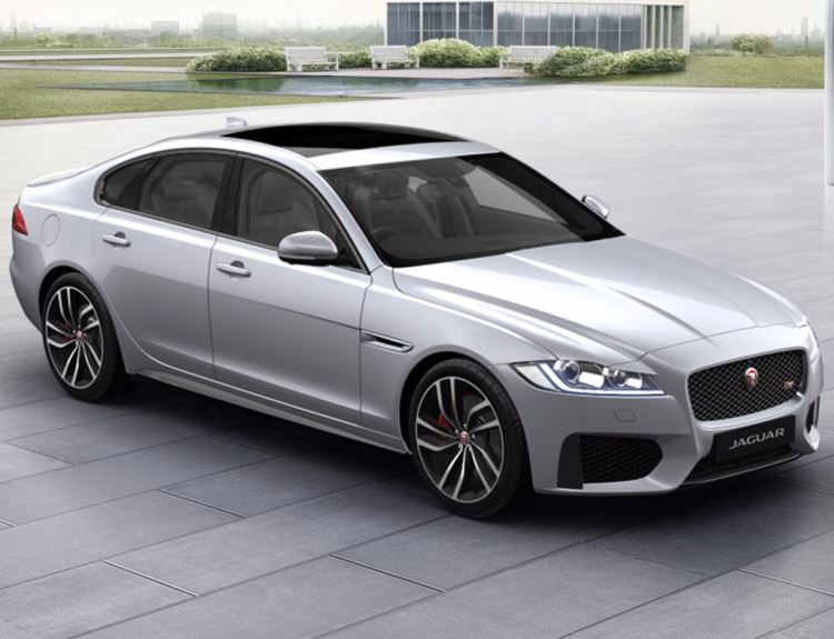 Jaguar XF R-Sport Offer