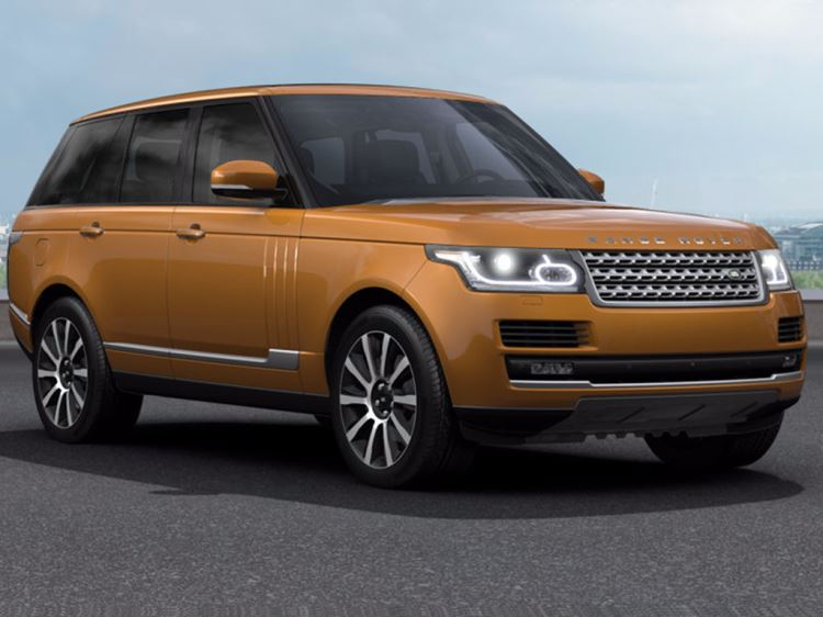 Range Rover 3.0 TDV6 Autobiography 4dr Auto
