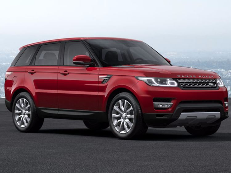 Land Rover Range Rover Sport 3.0 SDV6 HSE from £599 per month*
