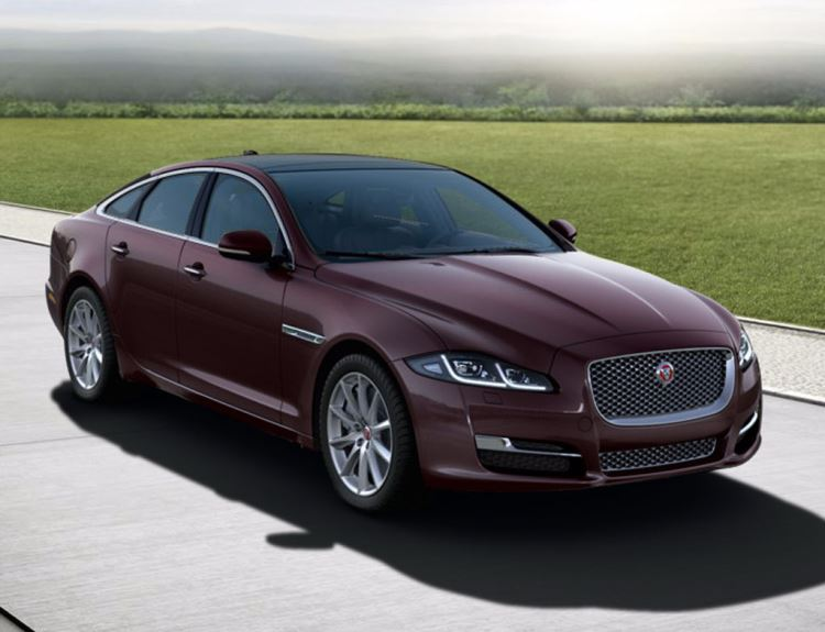 Jaguar XJ Offer