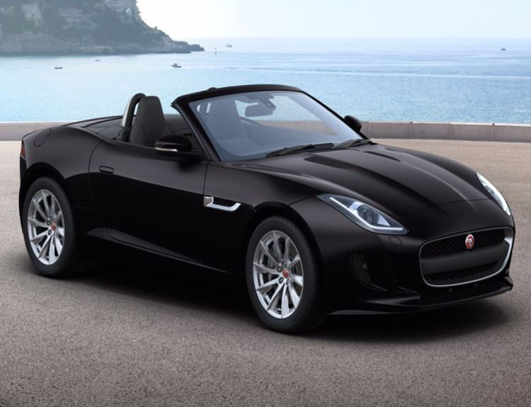 Jaguar F-TYPE 3.0 V6 340ps Supercharged Convertible
