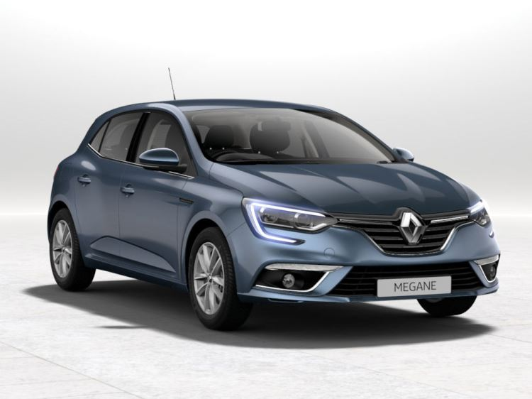 Renault Megane Hatch Expression+ Energy dCi 110
