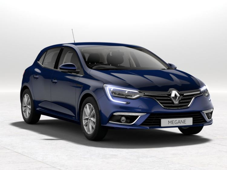 Renault Megane Hatch Expression+ TCe 130