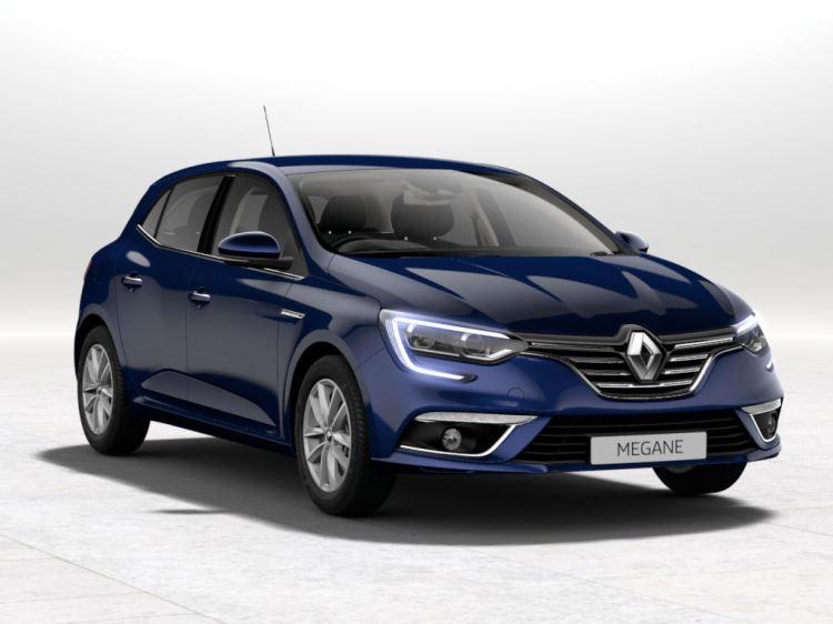 Renault Megane Hatch Dynamique Nav TCe 130