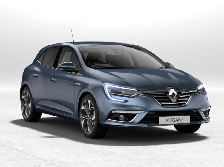 Renault Megane Hatch Signature Nav dCi 110