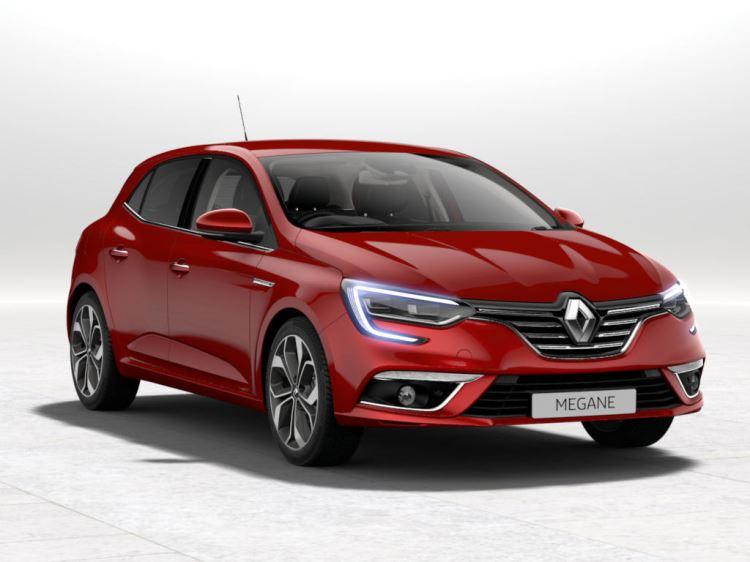 Renault Megane Hatch Signature Nav dCi 110 Auto EDC
