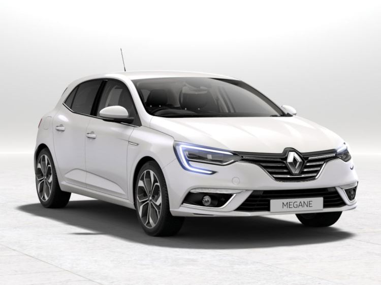 New Renault Megane Hatch Cars