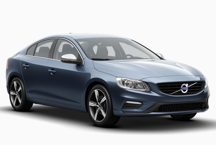 Volvo S60 D2 R-Design with Low Cost Finance