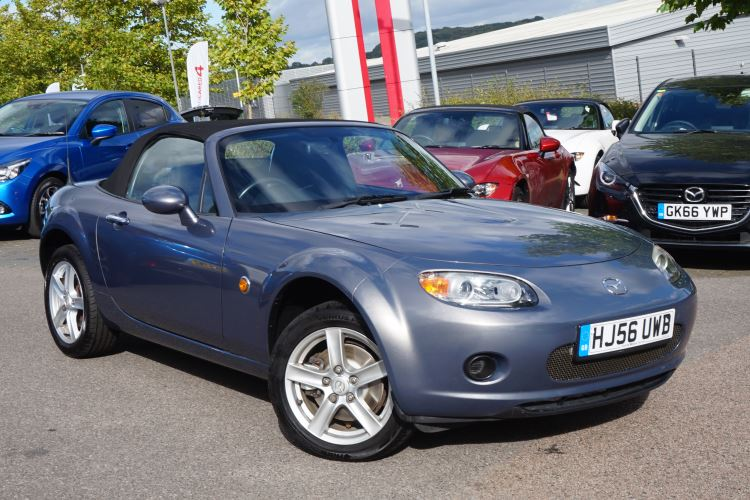 Mazda MX-5 2.0i [Option Pack] 2dr Convertible (2006) image