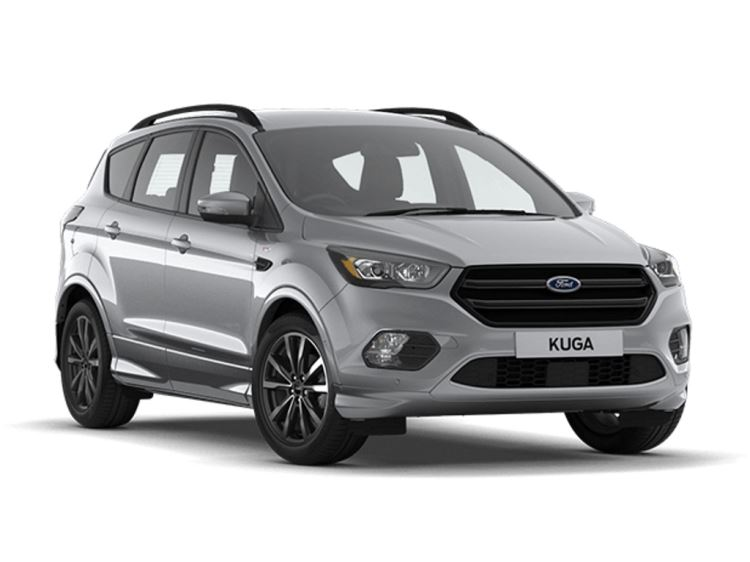 Ford New Kuga St Line 1 5t Ecoboost 182ps Automatic Awd
