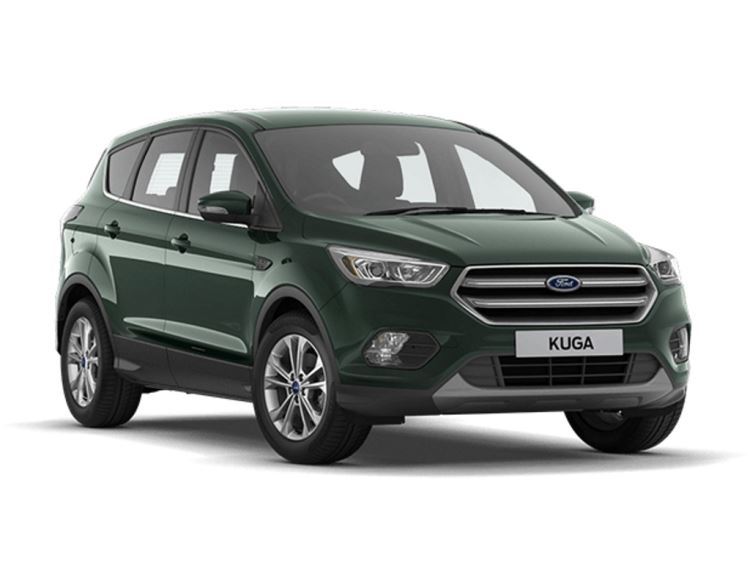 Ford New Kuga Titanium 1.5T EcoBoost 150PS FWD