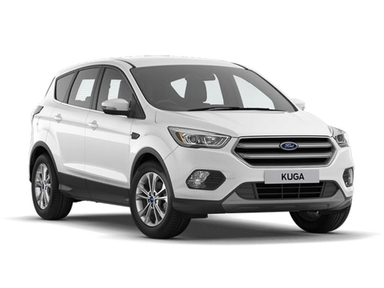 Ford New Kuga Zetec 1.5 TDCi 120PS FWD