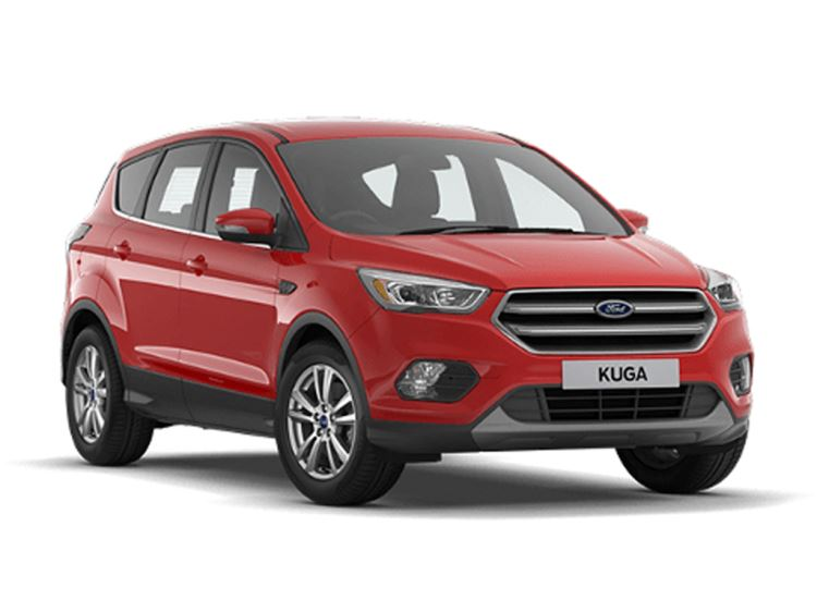 Ford Kuga Zetec 2.0 TDCi 150PS AWD