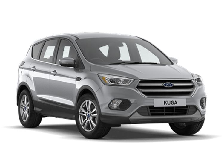 Ford Kuga Zetec 1.5T EcoBoost 182PS Automatic AWD