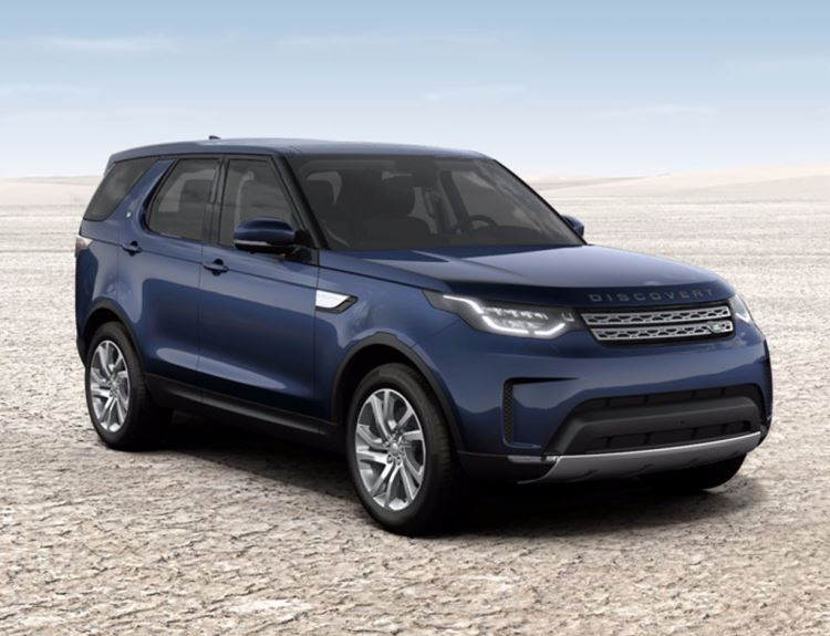 Land Rover New Discovery HSE 3.0 Litre Td6 Diesel Auto 258HP from £499 p/m*