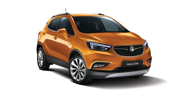 New Vauxhall Mokka X Cars