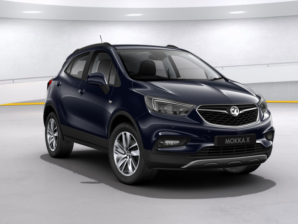 Vauxhall Mokka X DESIGN NAV 1.4i Turbo 140PS Start/Stop FWD