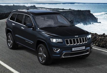Jeep Grand Cherokee Diesel 3.0 Limited Plus