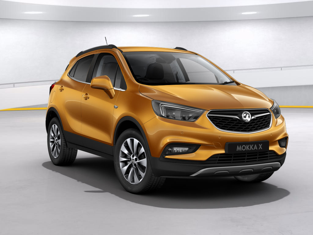Vauxhall Mokka X ELITE 1.4i Turbo 140PS Start/Stop FWD