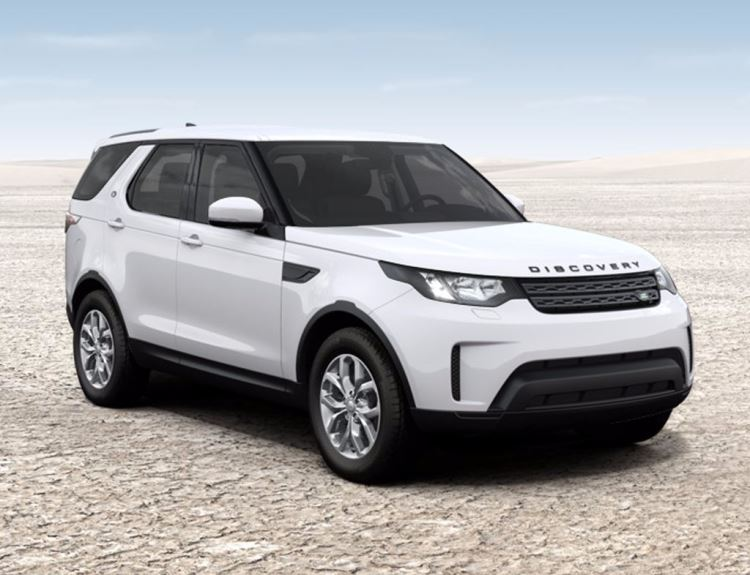 Land Rover New Discovery Offer