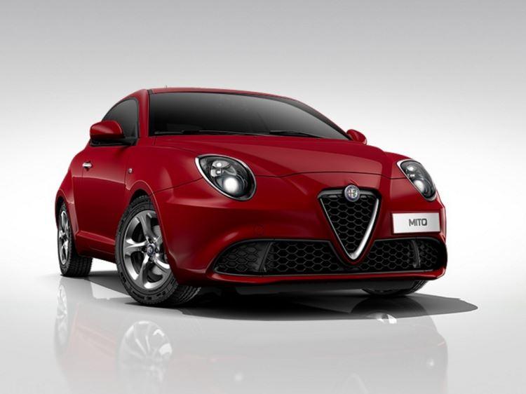 Alfa Romeo MiTo 1.4 8v 78 bhp