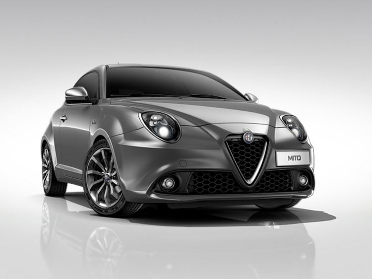 Alfa Romeo MiTo 0.9 TB Twinair 105BHP Super 3dr