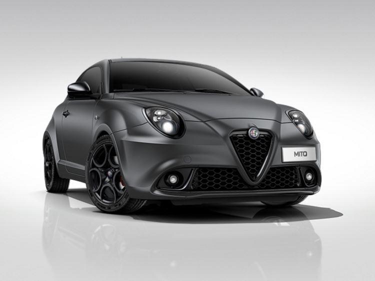 Alfa Romeo MiTo SPECIALE 1.4 TB MultiAir 140 bhp TCT