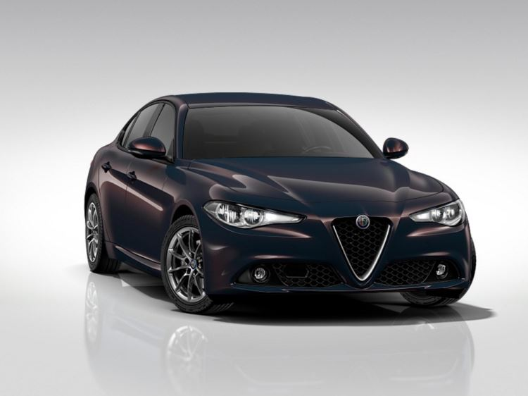 Alfa Romeo Giulia 2.2 Turbo Diesel 180HP Super