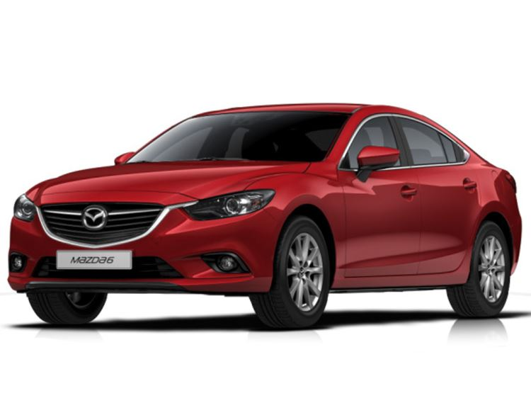 Mazda 6 4dr saloon 2.2d 150ps SE