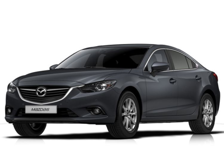 Mazda 6 Saloon SE-L 2.0 145ps Petrol 6-Speed Automatic