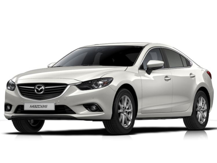 Mazda 6 Saloon SE-L Nav 2.0 145ps Petrol 6-Speed Automatic
