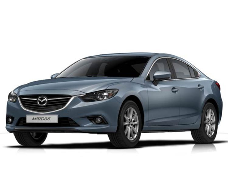 Mazda 6 Saloon SE Nav 2.2d 150ps