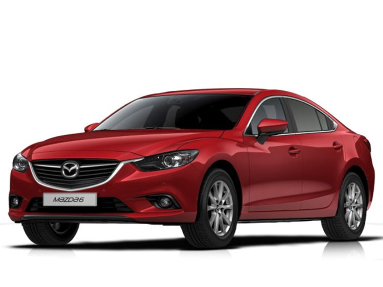 Mazda 6 Saloon SE-L 2.2 150ps Diesel 6-Speed Manual