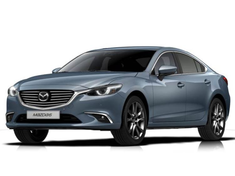 Mazda 6 Saloon Sport Nav 2.2 150ps