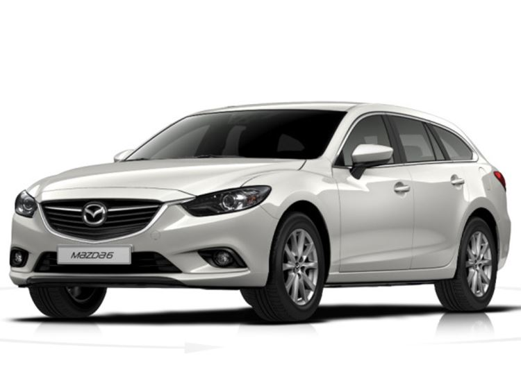 Mazda 6 Tourer SE 2.2 150ps Diesel 6-Speed Manual